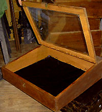 Handmade Cedar Jewelry Display Cases For Sale