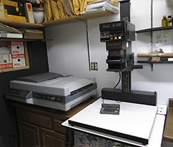 Durst AC 800 Computer Color and Black and White Enlarger and RCP 40 VSN Paper Processor For Sale